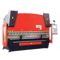 NC / CNC Hydraulic Press Brake Machine