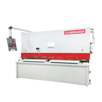 NC / CNC Hydraulic Shearing Machine