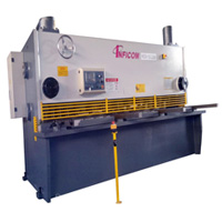 NC Guillotine Shearing Machine