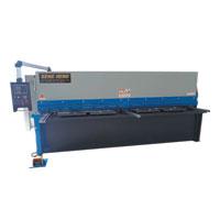 NC Hydraulic Swing Beam Shearing Machine