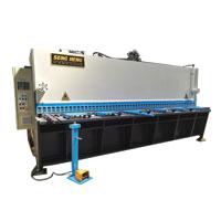 NC Series Hydraulic Shearing Machine