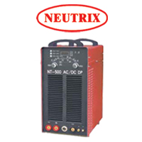 NEUTRIX Digital Inverter AC/DC Pulse TIG Welding Machine