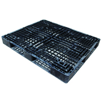 New & Recycled Plastic Pallet