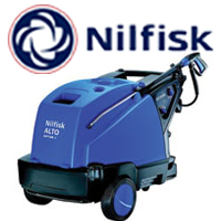 Nilfisk Alto Hot Water High Pressure Cleaner