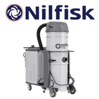 Nilfisk Heavy Duty Industrial Vacuum Cleaner