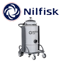 Nilfisk Single Phase Industrial Vacuums