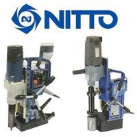 NITTO Magnetic Drilling Machine
