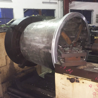 Nozzle Casting Machining Works