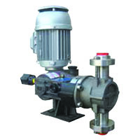OBL Piston Diaphragm Metering Pump