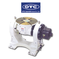 OTC 2-Axes Double Support Positioner