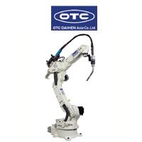 OTC  Arc Welding Robot FD-V8