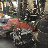 Overhaul Forklift