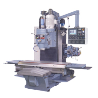 OX Boring And Milling Machine