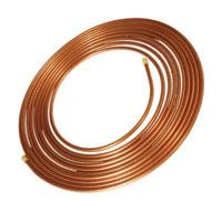 Pancake Copper Tubing