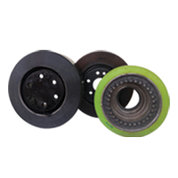 Performance Polyurethane Solid Wheels