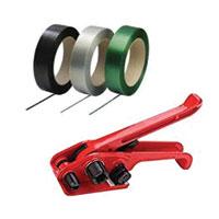 PET Strapping Band & PET Sealer Tool