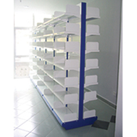 Pharmacy Display Rack
