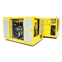 PHE Engine Driven Powerpack