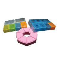 Pill Box Containers