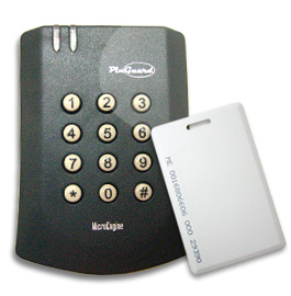 Pin Access System