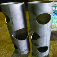 Pipes Tubes Laser Cutting