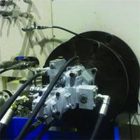 Piston Pump Dynamic Testing