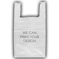 Plastic Bag Custom Design