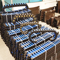 Plastic Cable Conveyor Chain Link