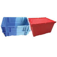 Plastic Injection Box