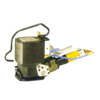 Pneumatically Powered Seal Less Steel Strapping Tools