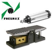 PNEUMAX Aluminium Foot Pedal Valve