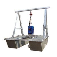 Pontoon Pump
