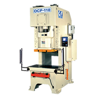 Power Press C-Frame Single Crank Press (OCP-Series) 25~260 Tons