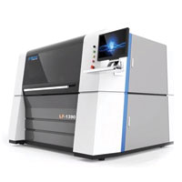 Precision Fiber Laser Cutting Machine