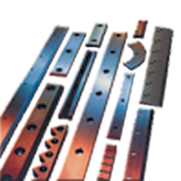 Precision Hardened Press Brake Tooling Shear Blades