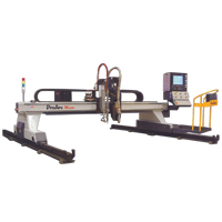 Proarc CNC Plasma Cutting Machine