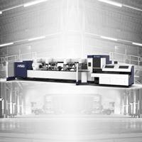Professional Fiber Laser Pipe Cutting Mahcine
