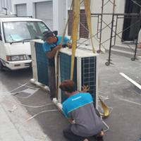 Professional Team Installation