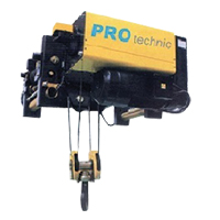 Protechnic NWH Series Wire Rope Hoist