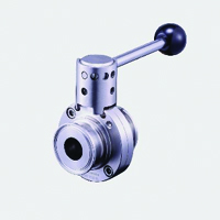 Pull Handle Clamp End