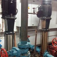 Pump Installation At Ambank