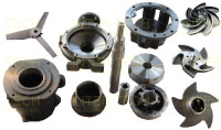 Pump Mixer Parts
