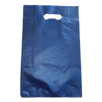Punch Out Handle Bags