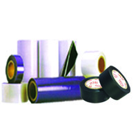PVC Black Tape - TECO Surface Protection Tape