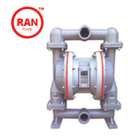 RAN PUMP Air Operated Double-Diaphragm Pumps