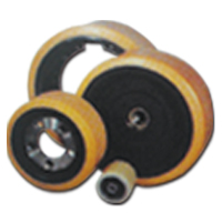 Reach Truck  Wheels