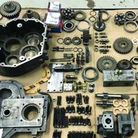 Reasssembly Hydraulic Parts
