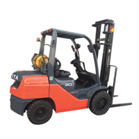 Recondition Forklift Truck