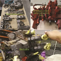 Reconditioned Hydraulic Directional Control Valve Crane 50 Ton