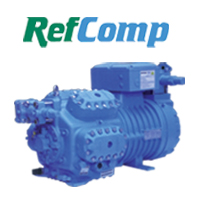 Refcomp Compressor